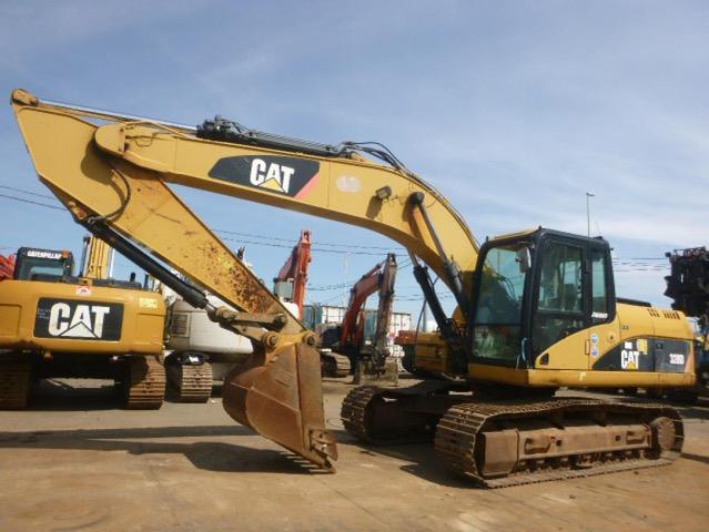 CAT 320D-E 2000
